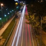 วิธีขับรถยนต์ช่วงกลางคืน