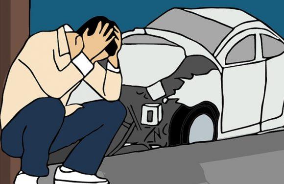 รถจอดอยู่เฉยๆ แต่โดนเฉี่ยวชน ไม่สามารถหาคู่กรณีได้ ประกันจ่ายไหม?