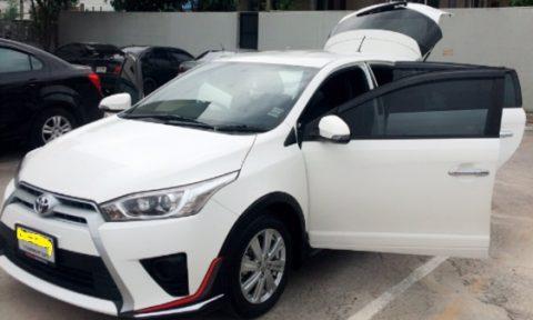 [ยาริส 1.2 สุดเจ๋ง !] All New Toyota Yaris 1.2Hatchback 5 ประตูใช้ดีไหม? ไปดูกัน!